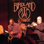 Birdland with Dave Liebman and Ravi Coltrane